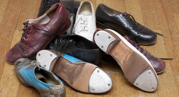 Tapit/new works Collection of Tap Shoes